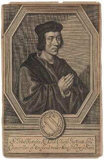 Sir John Fortescue, by William Faithorne - NPG D2358