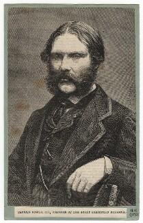 Francis Fowke, after Unknown artist, published 1862 - NPG D2361 - © National Portrait Gallery, London
