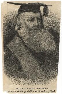 Edward Augustus Freeman, after a photograph by Hills & Saunders - NPG D2373