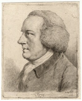 Thomas Frye, by Thomas Frye - NPG D2379