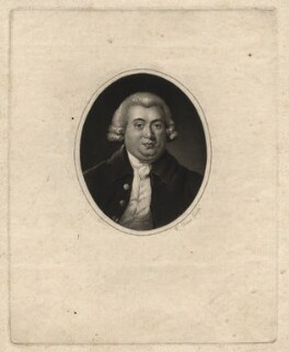 Unknown sitter called Charles James Fox, by William Ward, or by  William James Ward - NPG D2380
