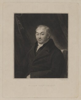 William Farington, by Thomas Goff Lupton, after  James Lonsdale,  - NPG D2383 - © National Portrait Gallery, London