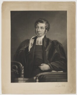 George Fisk, by George Zobel, after  E.R. White - NPG D2385