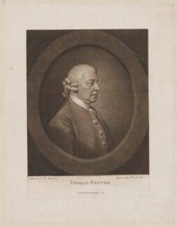 Ingham Foster, by John Raphael Smith, after  Henry Robert Morland - NPG D2389