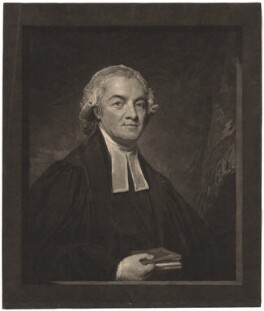David Garrow, by Charles Howard Hodges, after  George Romney - NPG D2400