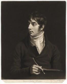 Thomas Girtin, by Samuel William Reynolds, after  John Opie - NPG D2438