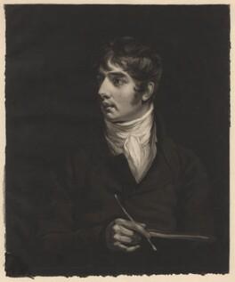 Thomas Girtin, by Samuel William Reynolds, after  John Opie - NPG D2439