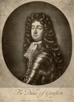 Henry FitzRoy, 1st Duke of Grafton, by Pieter Schenck, after  Unknown artist - NPG D2454