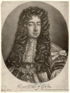 Henry FitzRoy, 1st Duke of Grafton, by Isaac Beckett, after  Sir Godfrey Kneller, Bt - NPG D2456