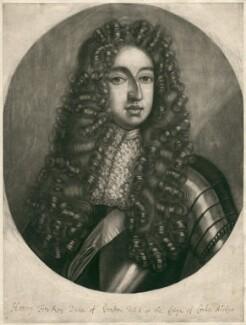 Henry FitzRoy, 1st Duke of Grafton, after Unknown artist - NPG D2458