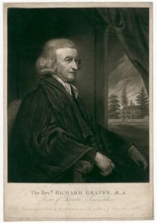 Richard Graves, by Samuel William Reynolds, after  James Northcote - NPG D2484
