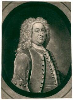 William Greenaway, probably by John Theodore Heins (Dietrich Heins) - NPG D2499