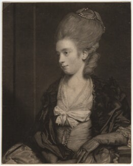 Theophila Gwatkin (née Palmer), by John Raphael Smith, after  Sir Joshua Reynolds - NPG D2512