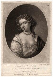Nell Gwyn, by Richard Earlom, published by  Samuel Woodburn, after  Samuel Cooper - NPG D2514