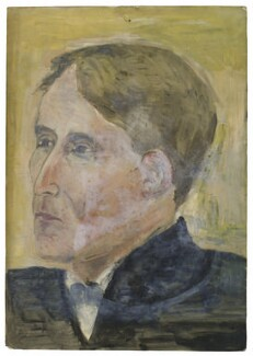 Arthur David Waley, by Ray Strachey - NPG D252