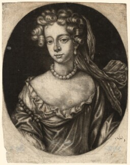 Mary Grimston, after Willem Wissing - NPG D2539