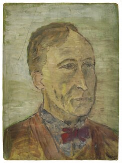 Arthur David Waley, by Ray Strachey - NPG D254