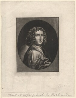 Henry Gyles, probably by and published by William Richardson, after  Francis Place - NPG D2542