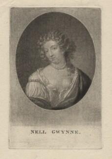 Eleanor ('Nell') Gwyn, by Richard Earlom, after  Samuel Cooper - NPG D2545