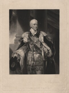 Philip Yorke, 3rd Earl of Hardwicke, by William Giller, after  Sir Thomas Lawrence - NPG D2589