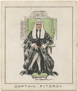 Hon. Edward Algernon FitzRoy, by Tom Cottrell - NPG D2615