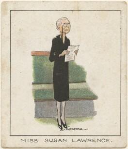 (Arabella) Susan Lawrence, by Tom Cottrell - NPG D2623