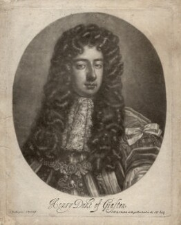 Henry FitzRoy, 1st Duke of Grafton, by Isaac Beckett, after  Sir Godfrey Kneller, Bt - NPG D2645