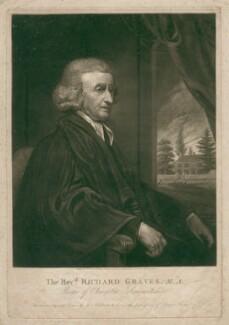 Richard Graves, by Samuel William Reynolds, after  James Northcote - NPG D2650