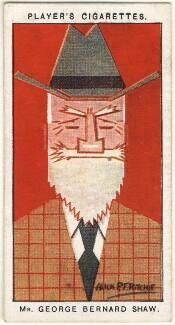 George Bernard Shaw, by Alexander ('Alick') Penrose Forbes Ritchie, 1926 - NPG  - © National Portrait Gallery, London