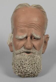 George Bernard Shaw, by Geoffrey Davien - NPG D2738
