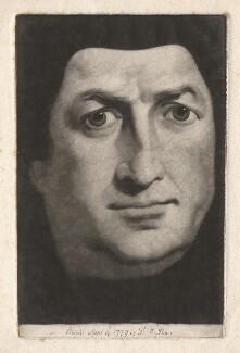 David Garrick, after Robert Edge Pine - NPG D2746