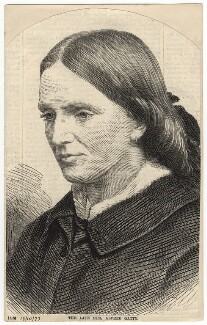 Margaret Gatty (née Scott), after Unknown artist, published 1873 - NPG D2751 - © National Portrait Gallery, London
