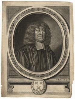 Joseph Glanvill (Glanville), by William Faithorne - NPG D2778