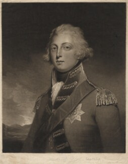 William Frederick, 2nd Duke of Gloucester, by Edward Bell, after  John Westbrooke Chandler - NPG D2782