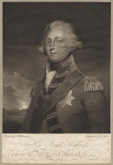 William Frederick, 2nd Duke of Gloucester, by Edward Bell, after  John Westbrooke Chandler, published 1799 - NPG D2783 - © National Portrait Gallery, London