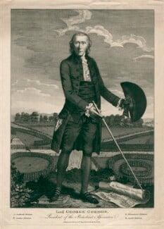 Lord George Gordon, after R. Bran - NPG D2793