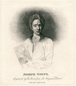 Joseph Goupy, by Richard Bean, possibly after  Michael Dahl - NPG D2795