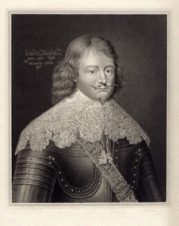 Sir Bevil Grenville, by Robert Cooper - NPG D2807