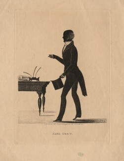 Charles Grey, 2nd Earl Grey, by James Bruce - NPG D2817