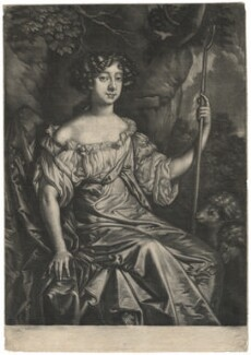 Catherine Grey (née Ford), Lady Grey of Warke, after Sir Peter Lely - NPG D2818