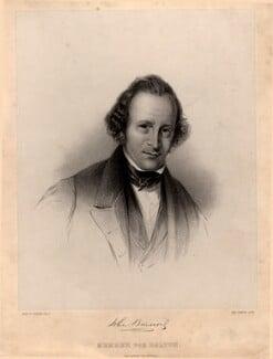 Sir John Bowring, by James Henry Lynch, after  Benjamin Richard Green, 1848 or after - NPG D2843 - © National Portrait Gallery, London