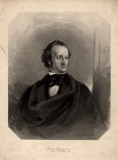 Sir John Bowring, by James Stephenson, after  Charles Allen Duval - NPG D2844