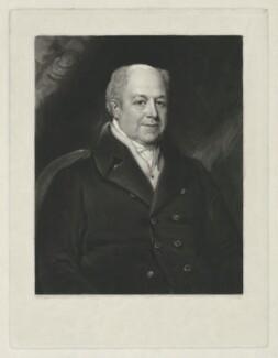 Thomas Garrett, by William Ward, after  William Fowler - NPG D2848