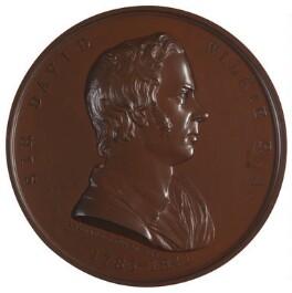Sir David Wilkie, by Leonard Charles Wyon, probably after  Samuel Joseph - NPG D2933