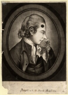James Hackman, by Robert Laurie, after  Robert Dighton - NPG D2947