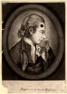 James Hackman, by Robert Laurie, after  Robert Dighton - NPG D2947