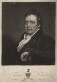 Thomas Hawksley, by John Raphael Smith - NPG D2961