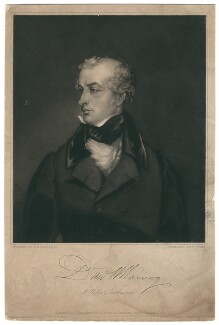 Daniel Whittle Harvey, by G. Shade, after  Eugenio H. Latilla - NPG D2971