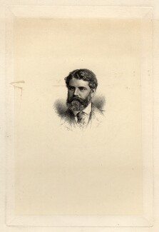 Francis Edmund Anstie, by Charles Henry Jeens, published by  Macmillan & Co - NPG D2977