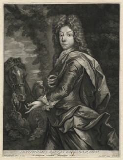 Jacob van Wassenaer, by and published by Pieter Schenck - NPG D2982